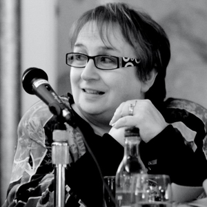 Jacey at Novacon 2012